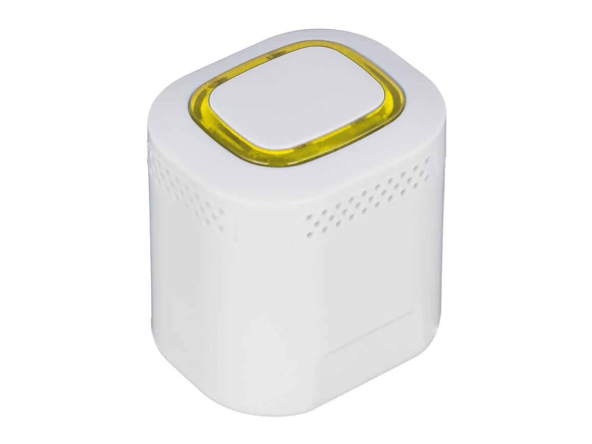 Bluetooth®-Lautsprecher S REFLECTS-COLLECTION 500 bedrucken, Art.-Nr. _S_80504-WE-YW