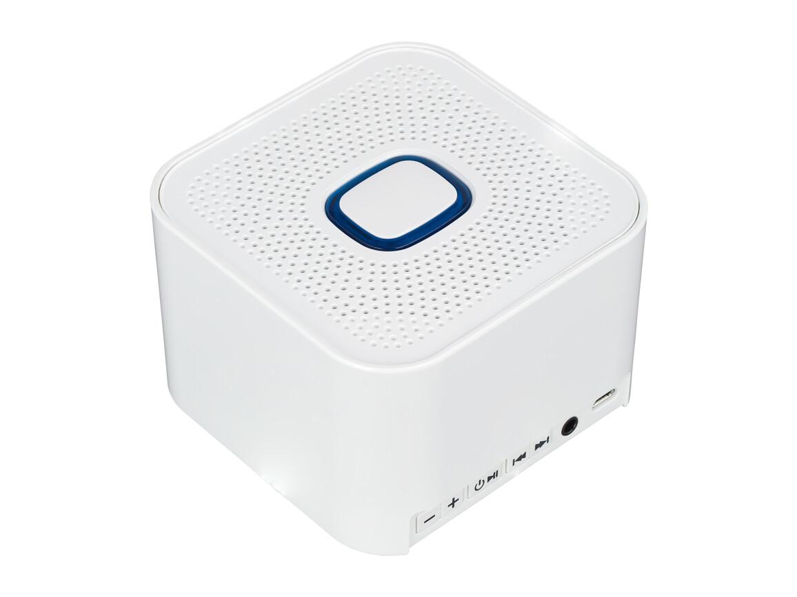 Bluetooth®-Lautsprecher XL REFLECTS-COLLECTION 500 bedrucken, Art.-Nr. _S_80506-WE-BE