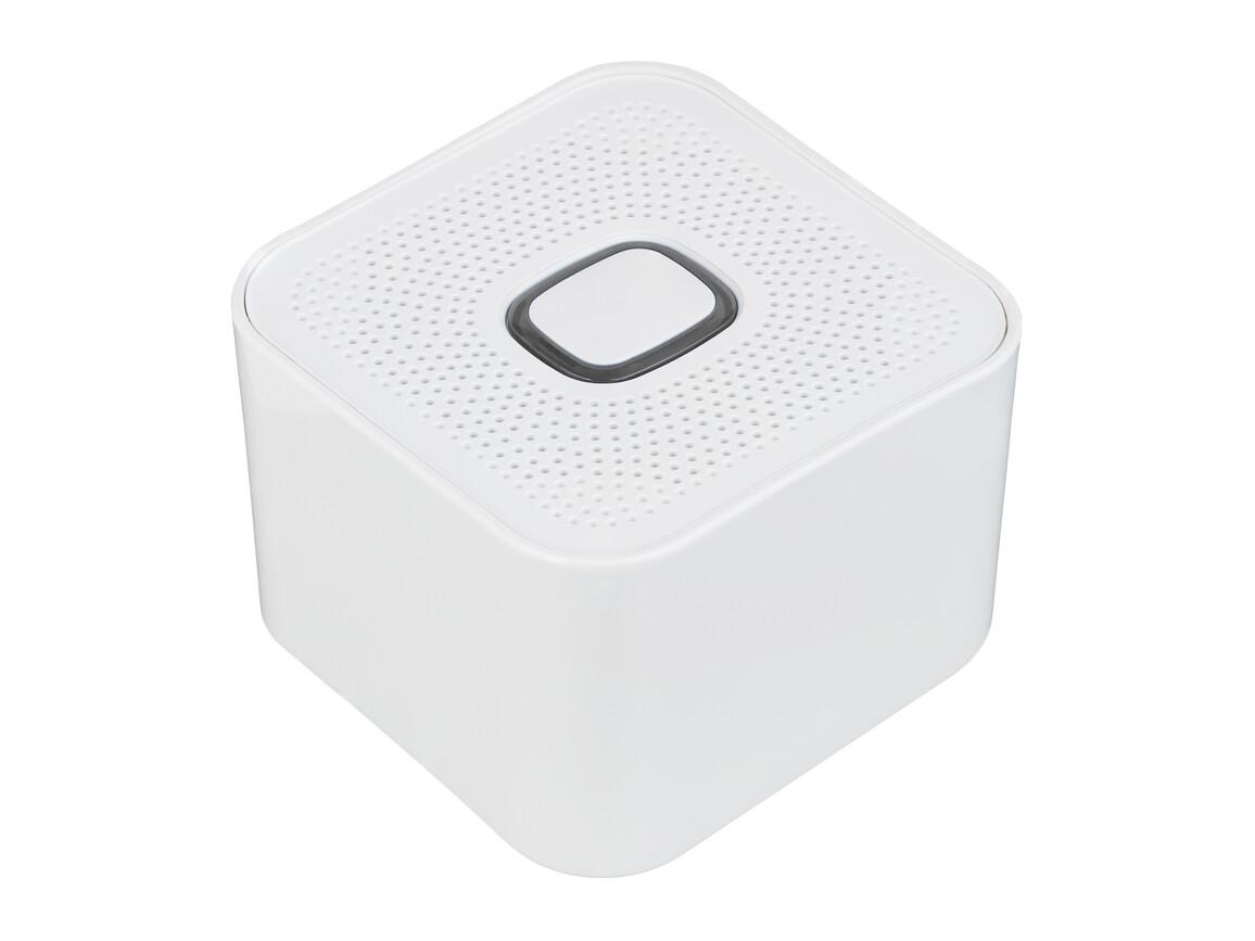 Bluetooth®-Lautsprecher XL REFLECTS-COLLECTION 500 bedrucken, Art.-Nr. _S_80506-WE-BK