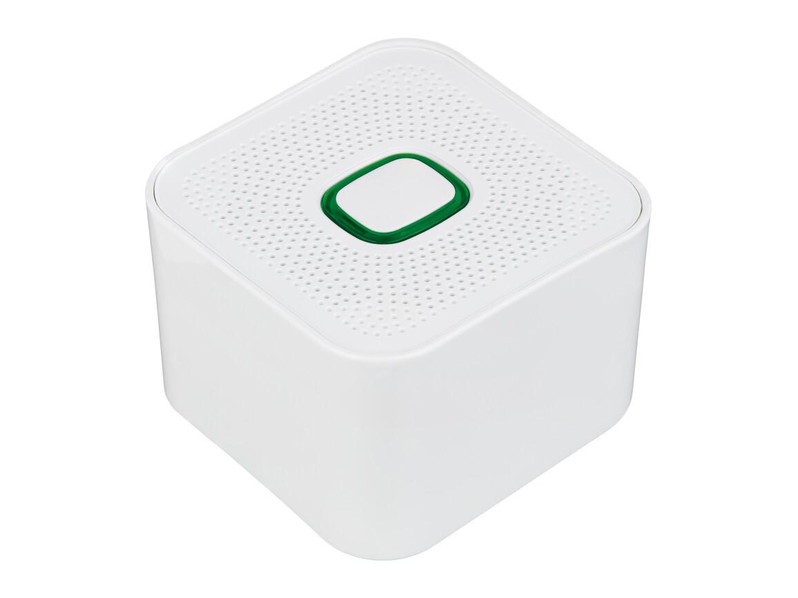 Bluetooth®-Lautsprecher XL REFLECTS-COLLECTION 500 bedrucken, Art.-Nr. _S_80506-WE-GN