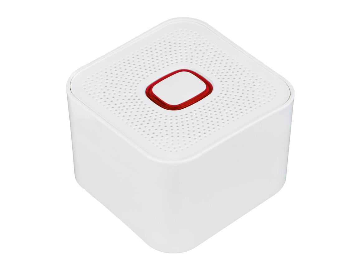Bluetooth®-Lautsprecher XL REFLECTS-COLLECTION 500 bedrucken, Art.-Nr. _S_80506-WE-RD
