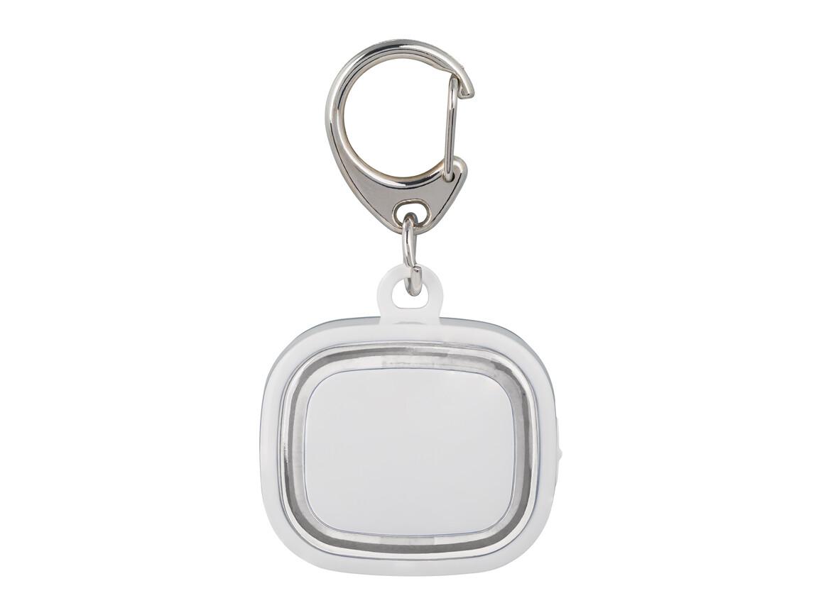 Schlüssellicht aufladbar REFLECTS-COLLECTION 500 bedrucken, Art.-Nr. _S_80509-WE-CR