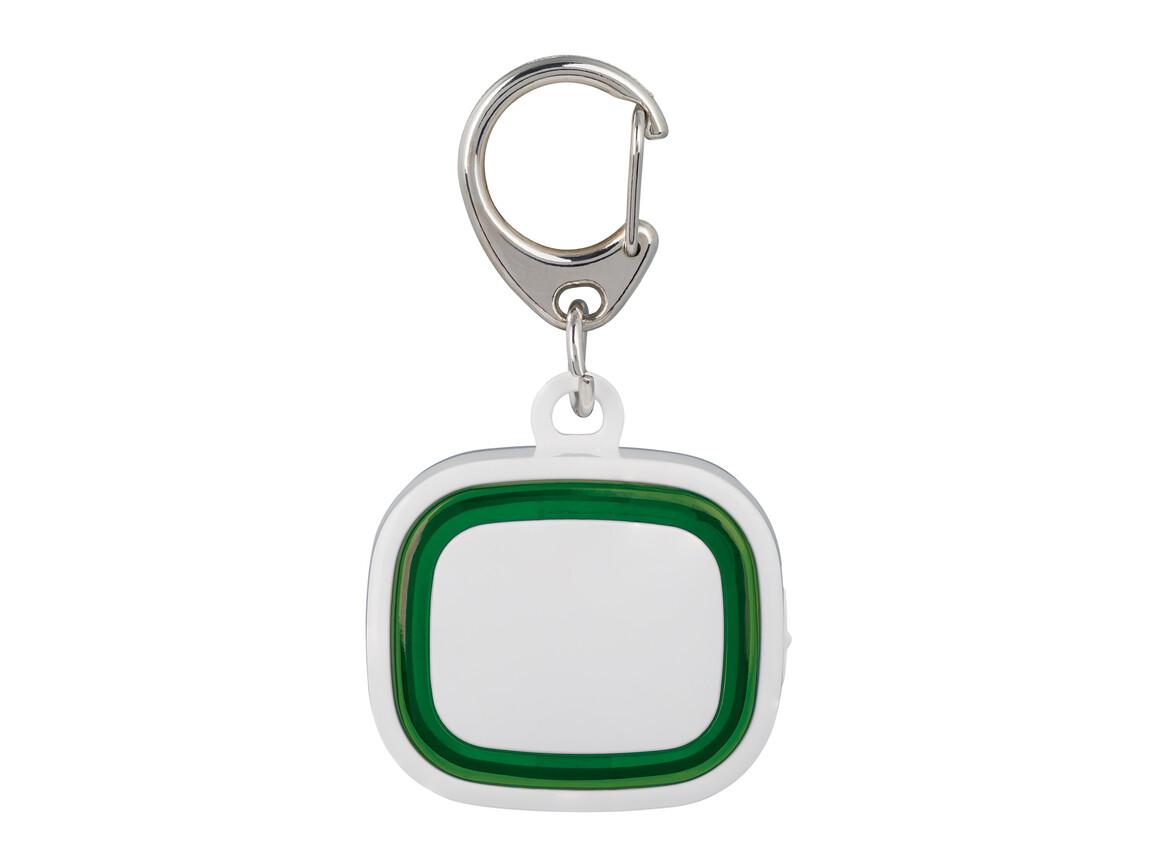 Schlüssellicht aufladbar REFLECTS-COLLECTION 500 bedrucken, Art.-Nr. _S_80509-WE-GN