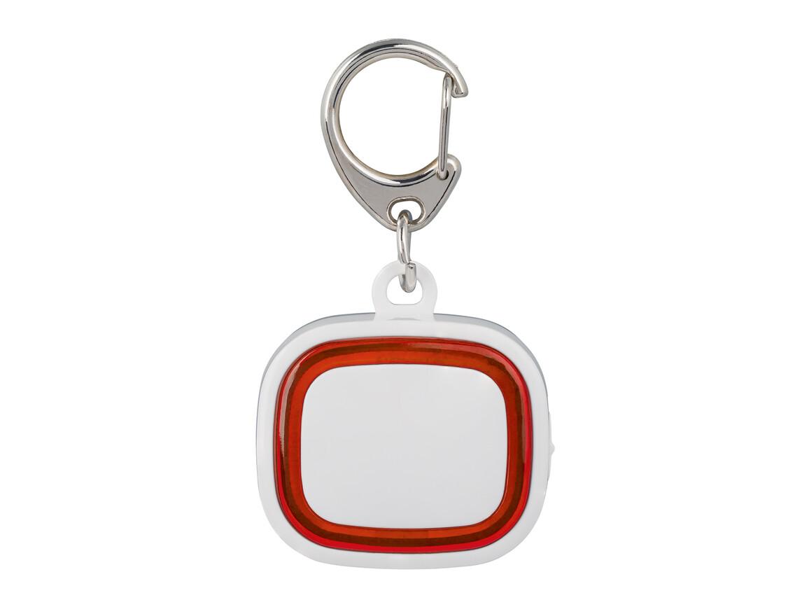 Schlüssellicht aufladbar REFLECTS-COLLECTION 500 bedrucken, Art.-Nr. _S_80509-WE-RD