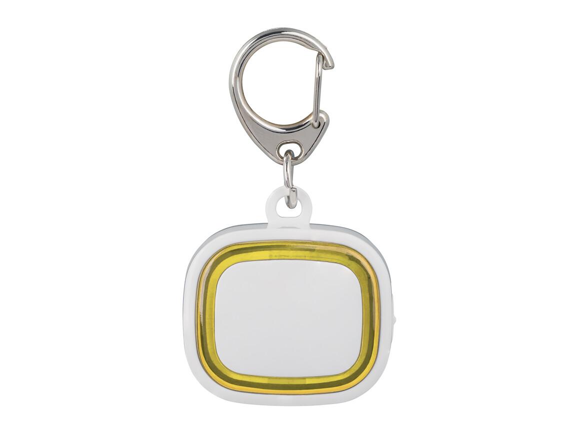 Schlüssellicht aufladbar REFLECTS-COLLECTION 500 bedrucken, Art.-Nr. _S_80509-WE-YW