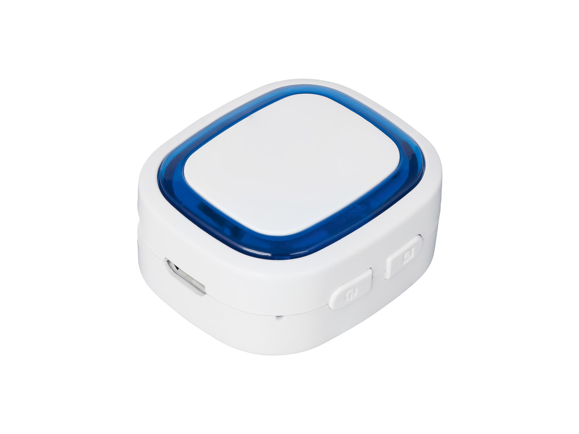 Bluetooth®-Adapter REFLECTS-COLLECTION 500 bedrucken, Art.-Nr. _S_80510-WE-BE
