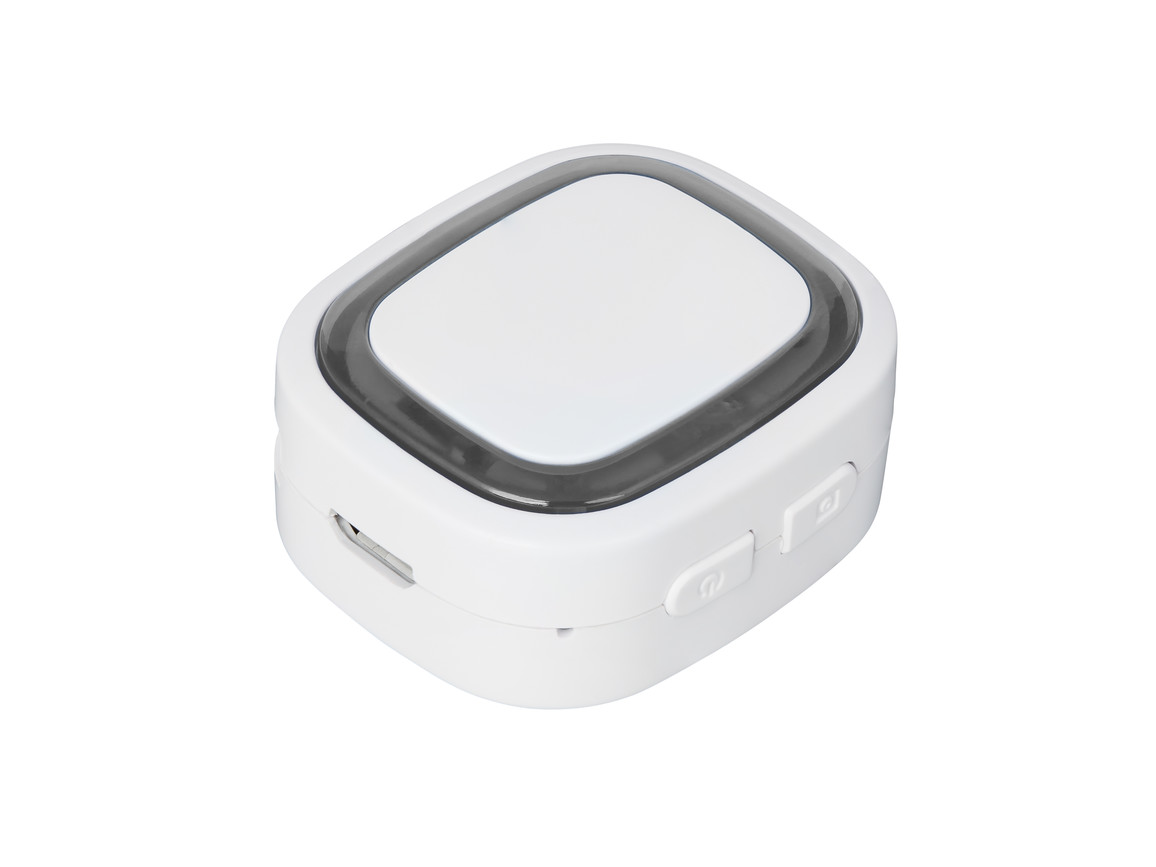 Bluetooth®-Adapter REFLECTS-COLLECTION 500 bedrucken, Art.-Nr. _S_80510-WE-BK