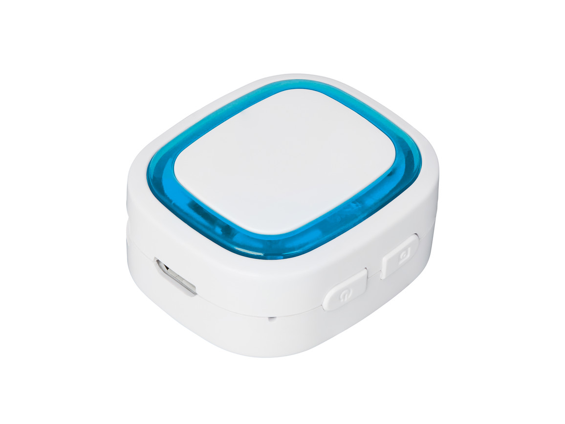 Bluetooth®-Adapter REFLECTS-COLLECTION 500 bedrucken, Art.-Nr. _S_80510-WE-LBE