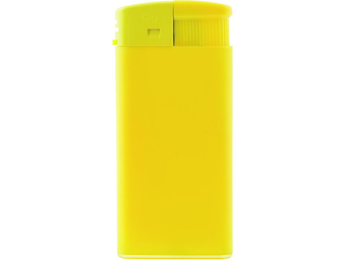 GO XL matt Piezo – gelb bedrucken, Art.-Nr. 5184