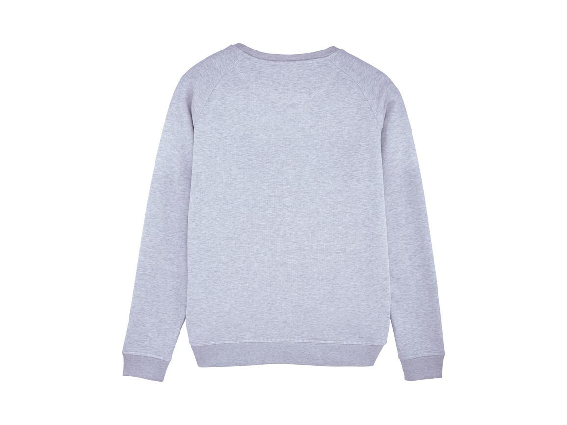 Raglan-Sweatshirt mit Rundhalsausschnitt - Light Heather Lilac - S bedrucken, Art.-Nr. STSW049C6851S
