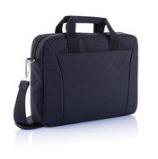 "15,4"" Messe Laptoptasche PVC frei bedrucken, Art.-Nr. P732.15"