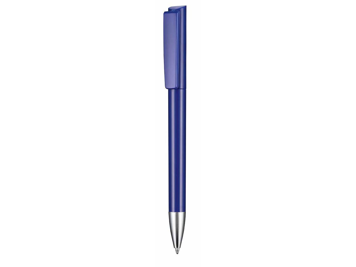 Kugelschreiber GLORY–nacht-blau bedrucken, Art.-Nr. 00123_1302