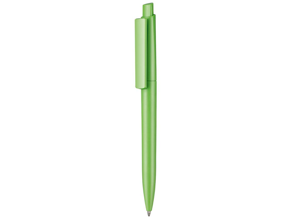 Kugelschreiber CREST–Apfel-grün bedrucken, Art.-Nr. 05900_4076