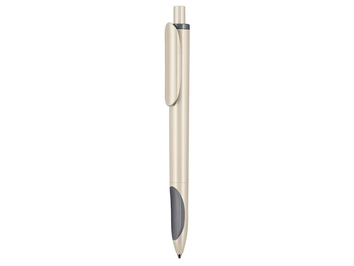 Kugelschreiber ELLIPS–elfenbein bedrucken, Art.-Nr. 07200_0306