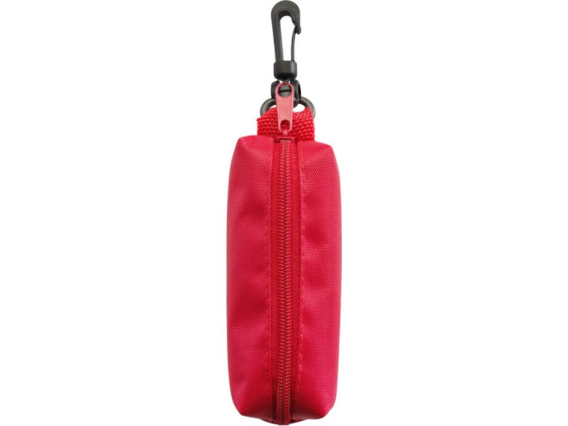 Filzstifte 'Pocket' 12-tlg. – Rot bedrucken, Art.-Nr. 008999999_1105