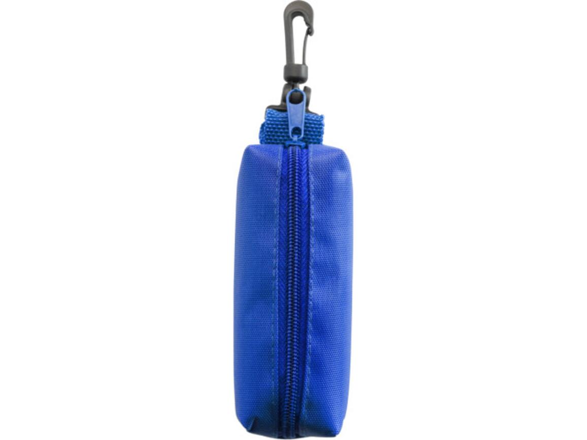 Filzstifte 'Pocket' 12-tlg. – Blau bedrucken, Art.-Nr. 005999999_1105