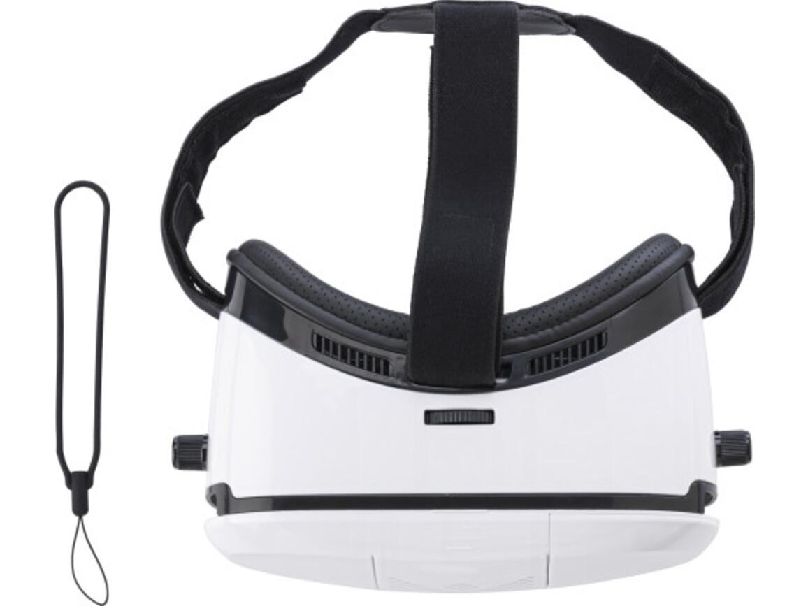 Brillen VR 'Universal' aus Kunststoff – Weiß bedrucken, Art.-Nr. 002999999_1220