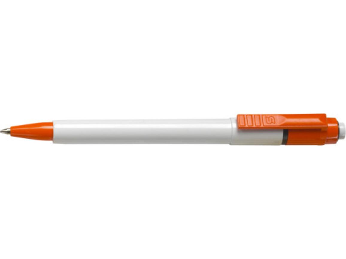Stilolinea Kugelschreiber 'Jumbo Color Baron' – Orange bedrucken, Art.-Nr. 007999999_2250