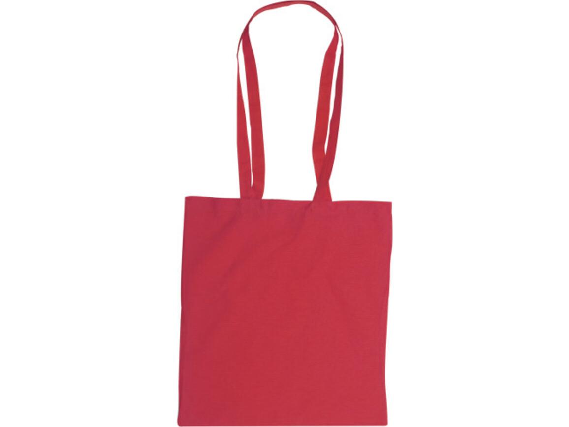 Baumwolltasche  'Color-Line' – Rot bedrucken, Art.-Nr. 008999999_2314
