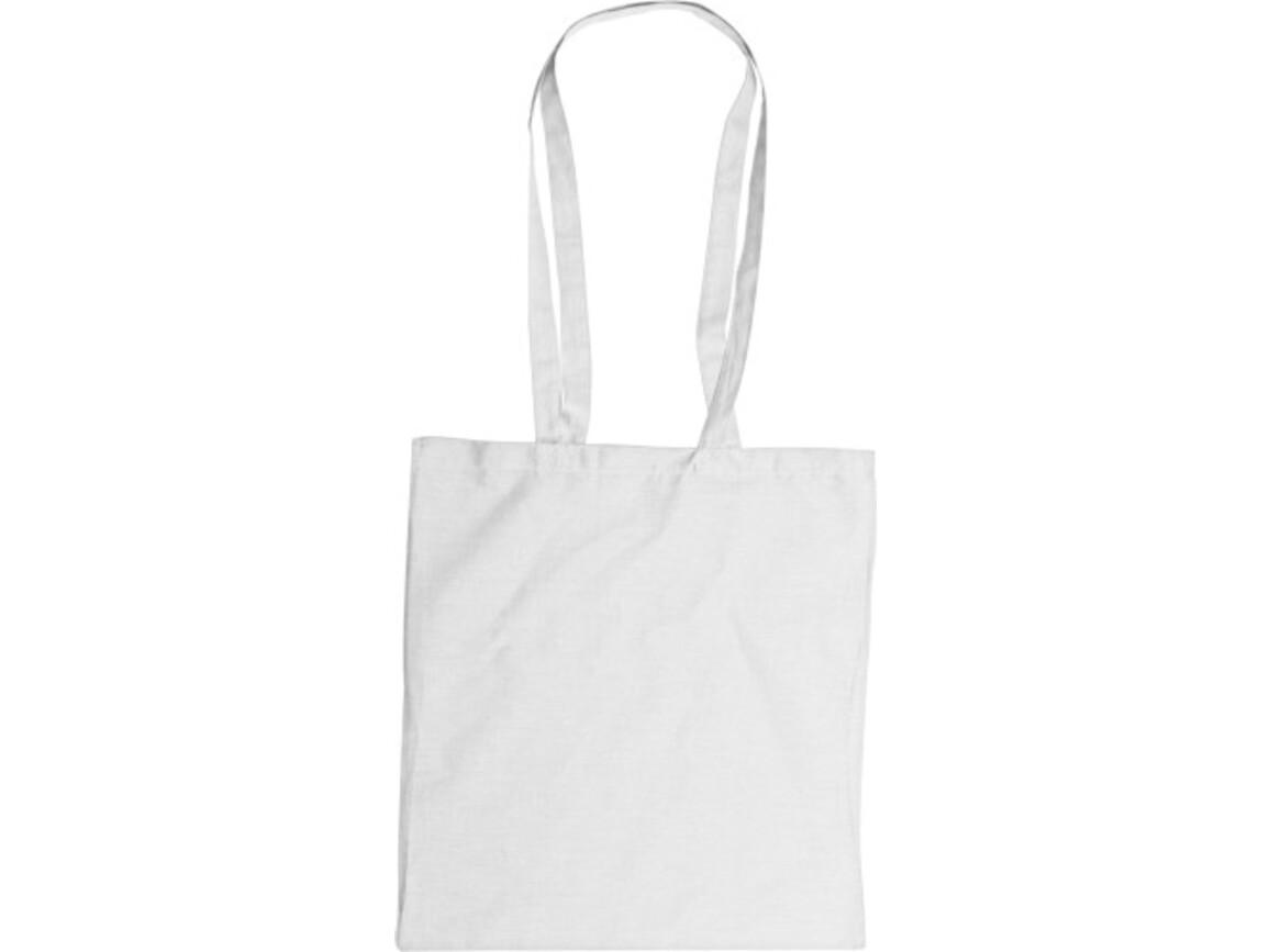 Baumwolltasche  'Color-Line' – Weiß bedrucken, Art.-Nr. 002999999_2314