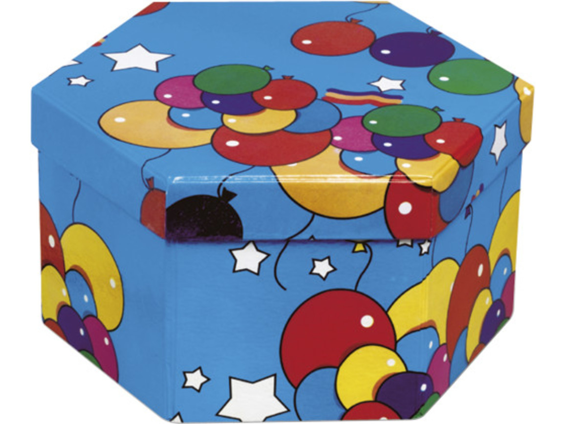 Kinderfarbbox 'Dirty Harry' aus Karton – custom/multicolor bedrucken, Art.-Nr. 009999999_2438