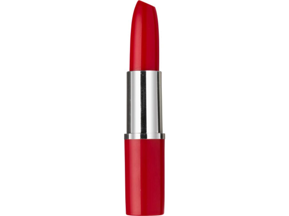 Kugelschreiber 'Glossy' aus Kunststoff – Rot bedrucken, Art.-Nr. 008999999_2691