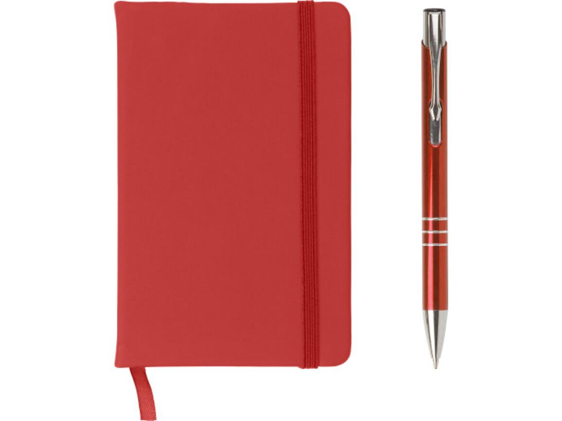Geschenkset 'Comfort' – Rot bedrucken, Art.-Nr. 008999999_3582