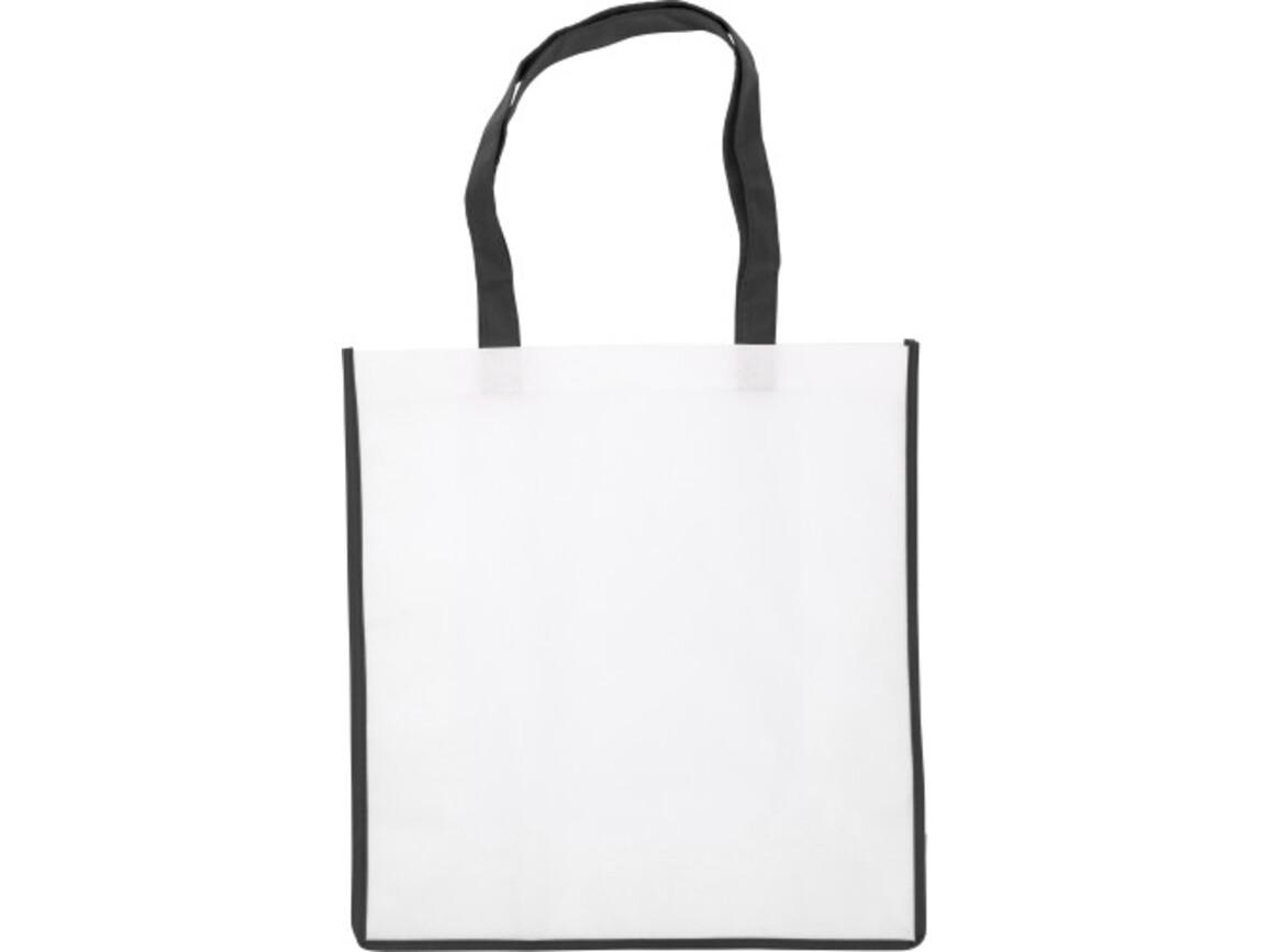 Einkaufstasche 'Bern' aus Non-Woven – Schwarz bedrucken, Art.-Nr. 001999999_3610