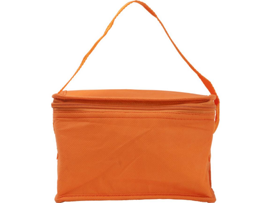 Kühltasche 'Innsbruck' aus Non-Woven – Orange bedrucken, Art.-Nr. 007999999_3656