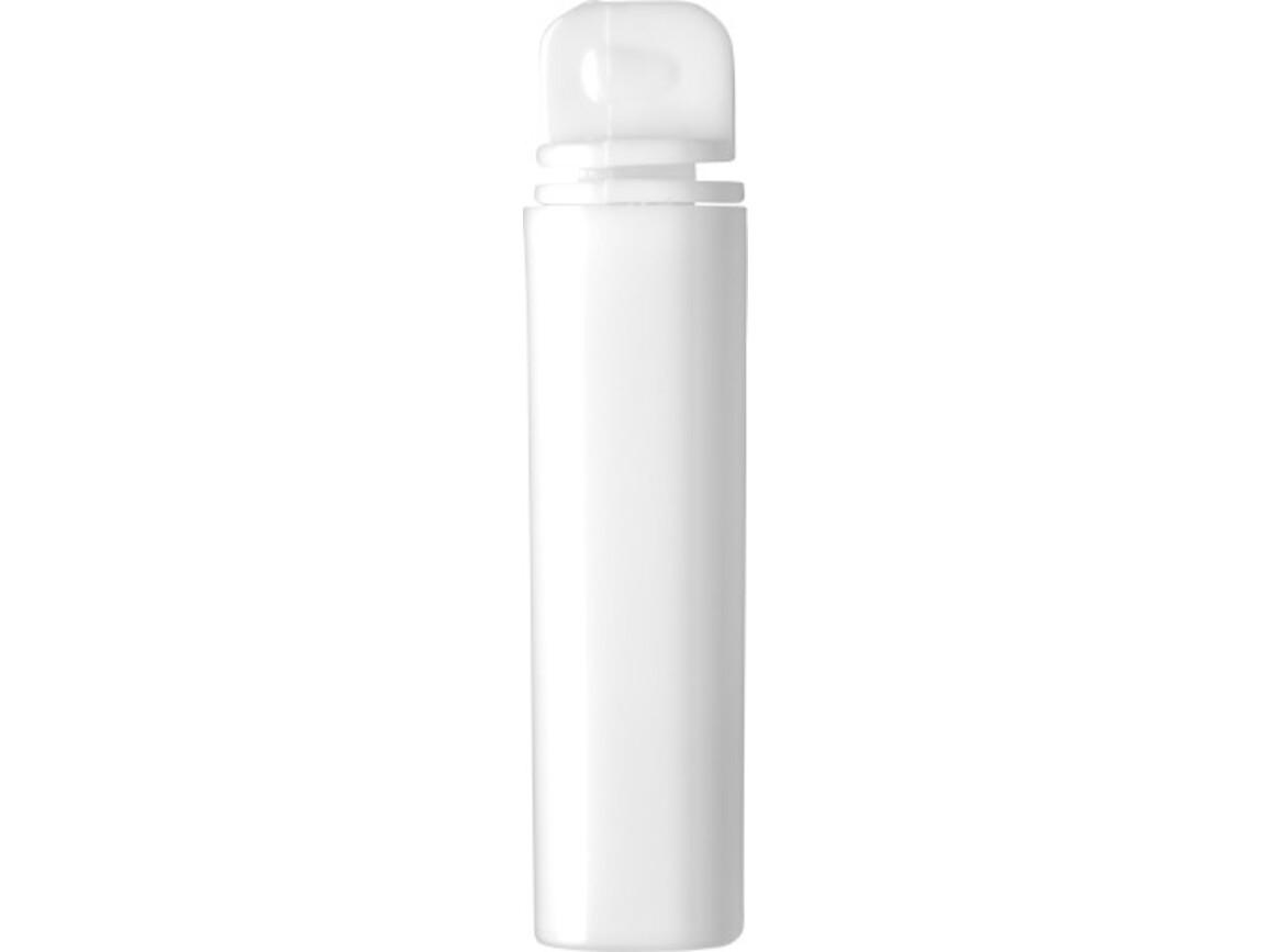 Zahnbürste 'Travel' aus Kunststoff – Weiß bedrucken, Art.-Nr. 002999999_3853