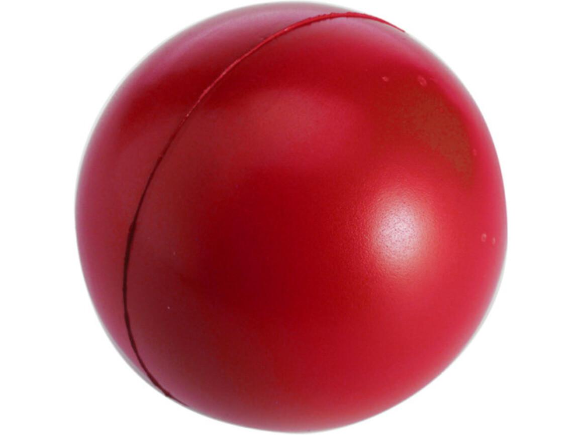 Anti-Stress-Ball 'Keep calm' – Rot bedrucken, Art.-Nr. 008999999_3965
