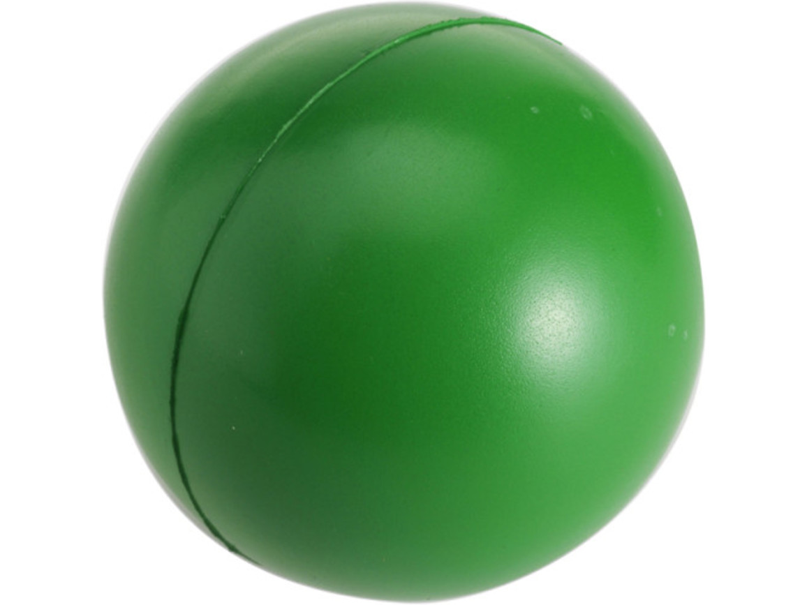 Anti-Stress-Ball 'Keep calm' – Grün bedrucken, Art.-Nr. 004999999_3965
