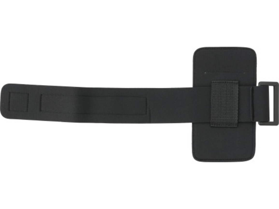 Handyhalter 'XXL' aus Polyamin – Schwarz bedrucken, Art.-Nr. 001999999_4126