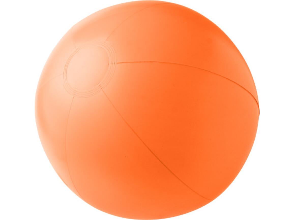 Aufblasbarer Wasserball aus PVC – Orange bedrucken, Art.-Nr. 007999999_4188