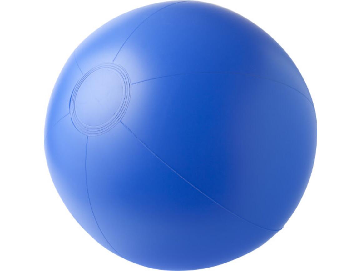 Aufblasbarer Wasserball aus PVC – Blau bedrucken, Art.-Nr. 005999999_4188
