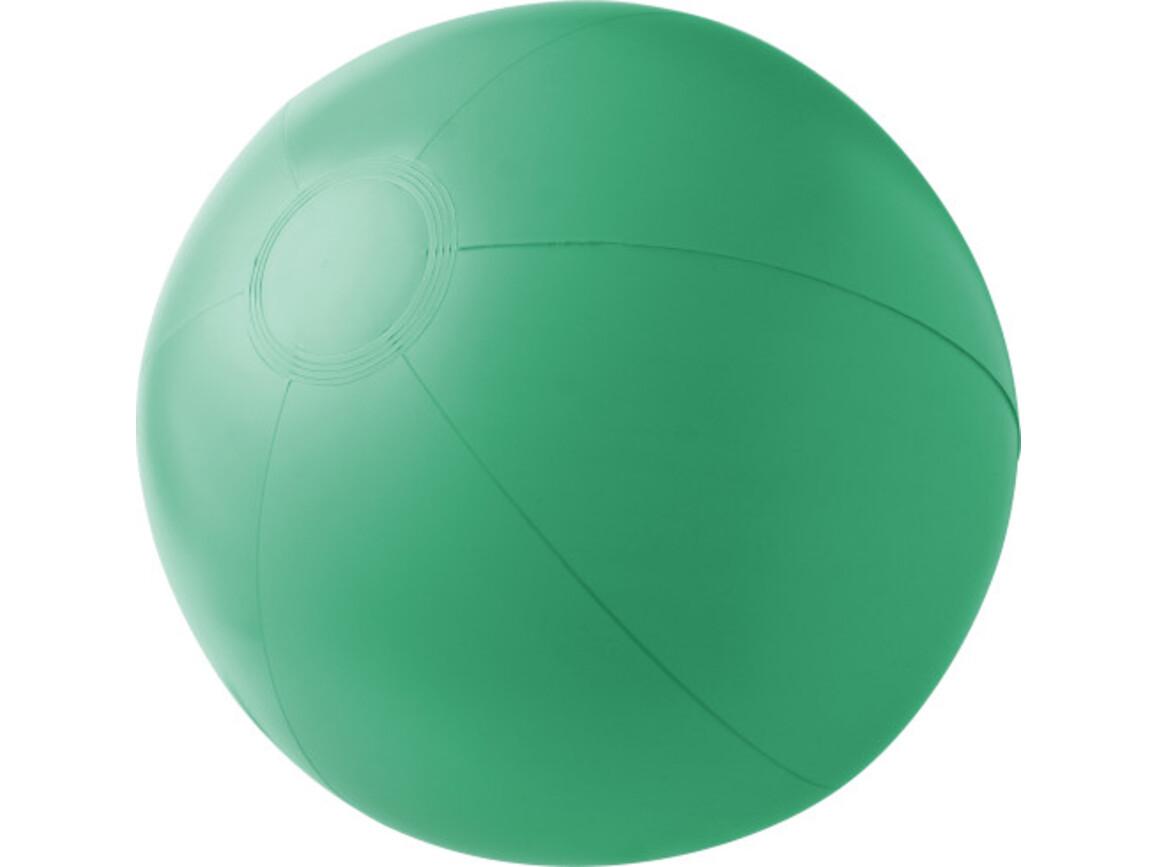 Aufblasbarer Wasserball aus PVC – Grün bedrucken, Art.-Nr. 004999999_4188