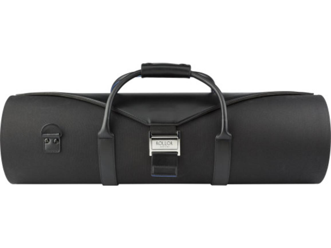 Rollor® Kleiderrolle aus Polyester – Schwarz bedrucken, Art.-Nr. 001999999_4213
