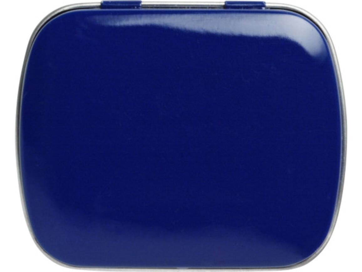 Pfefferminzbonbons  'Travel' – Blau bedrucken, Art.-Nr. 005999999_5248