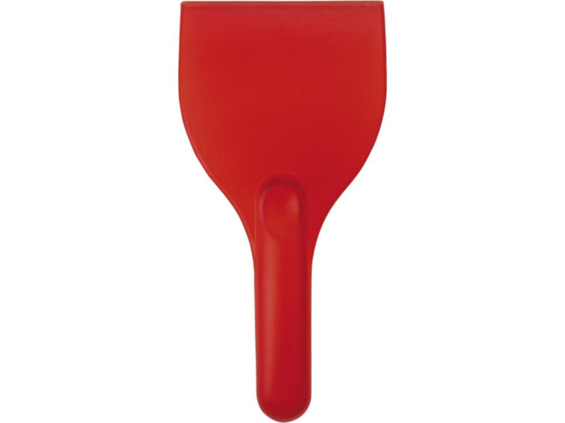 Eiskratzer 'XXL' aus Kunststoff – Rot bedrucken, Art.-Nr. 008999999_5816