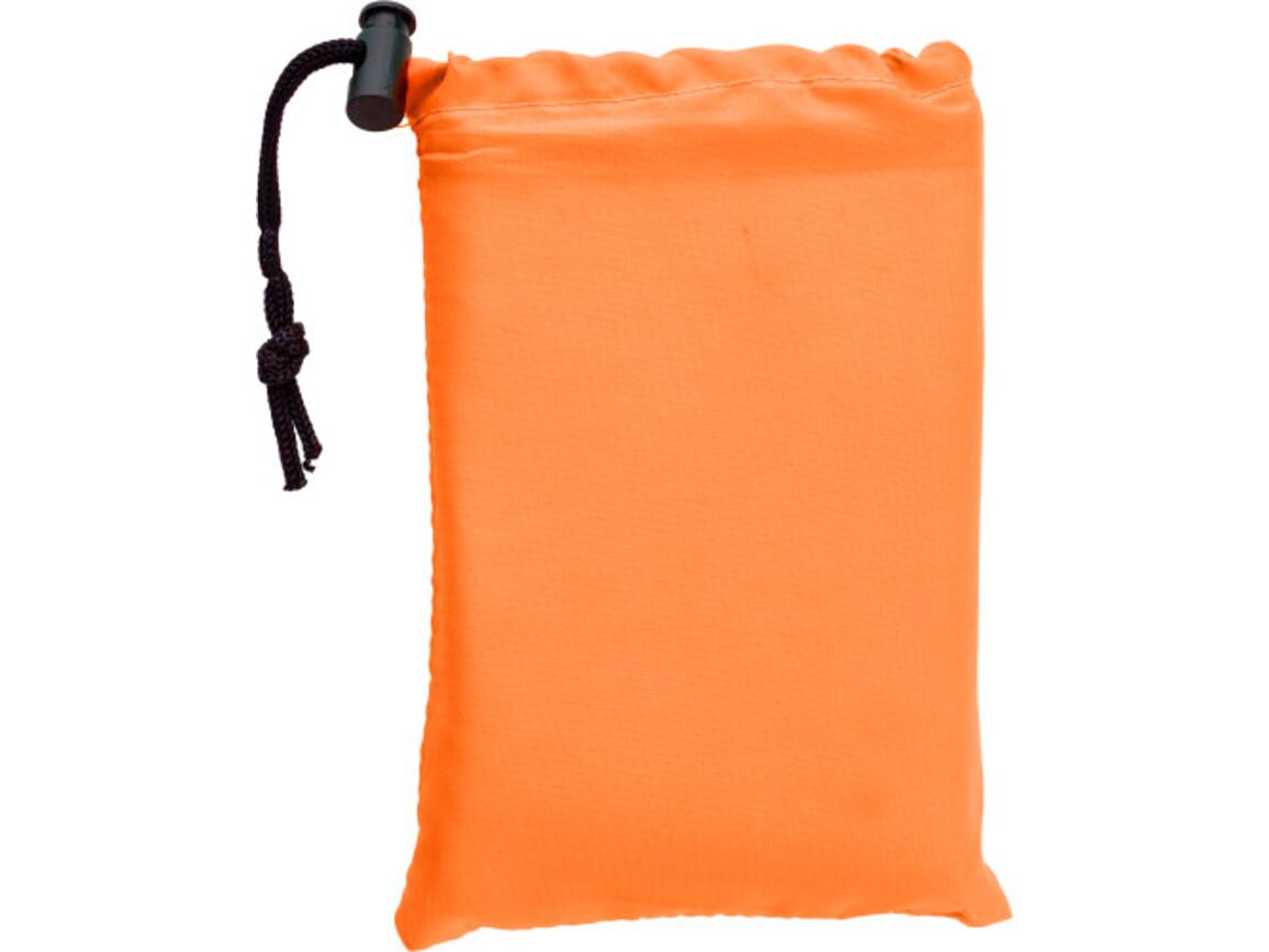 Sitzkissen 'Arena' aus Polyester – Orange bedrucken, Art.-Nr. 007999999_6986