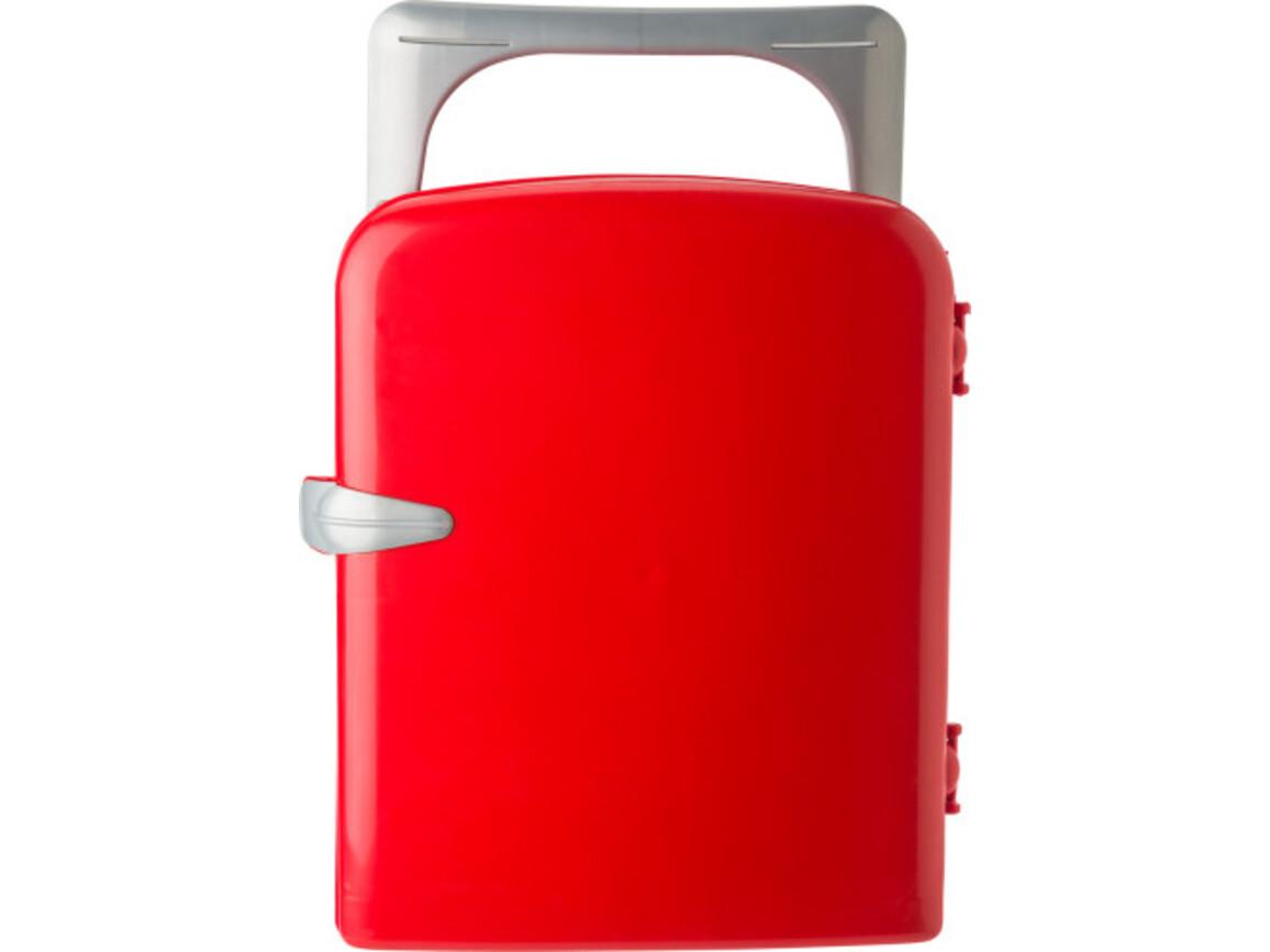 Kühlschrank 'Cool it' aus Kunststoff – Rot bedrucken, Art.-Nr. 008999999_7261