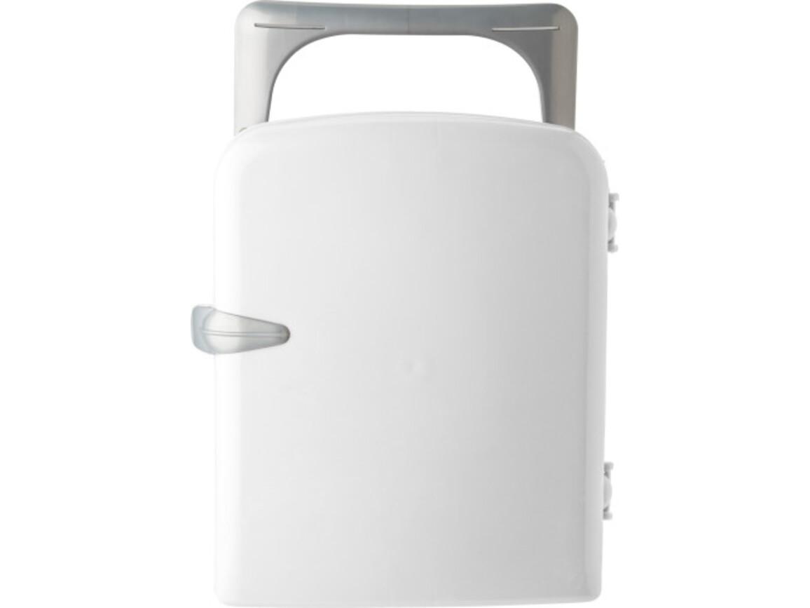 Kühlschrank 'Cool it' aus Kunststoff – Weiß bedrucken, Art.-Nr. 002999999_7261