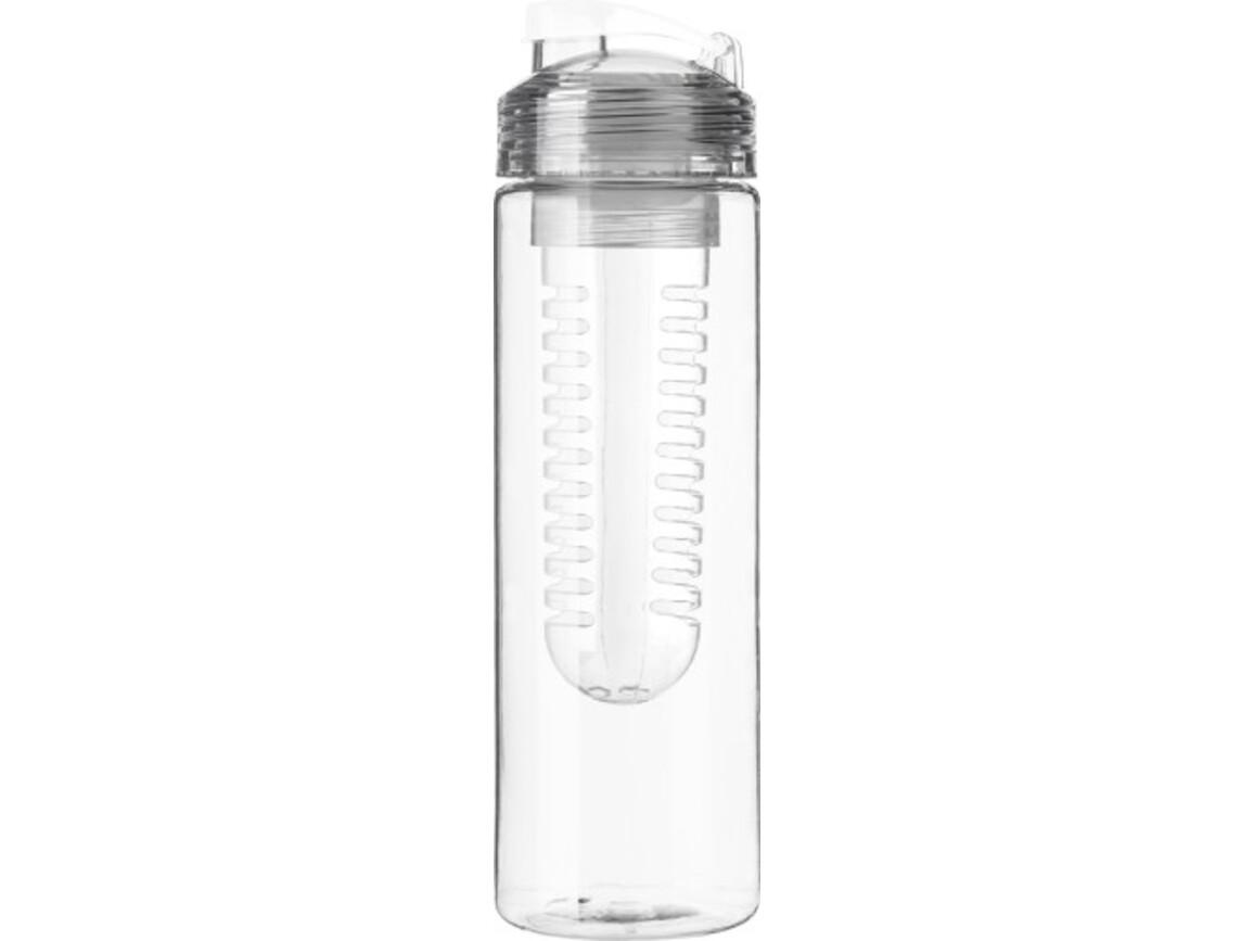 Trinkflasche 'Berlin' aus Kunststoff – Weiß bedrucken, Art.-Nr. 002999999_7307