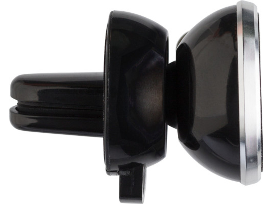 Smartphone-Halter 'Master' aus Kunststoff – Schwarz bedrucken, Art.-Nr. 001999999_7311