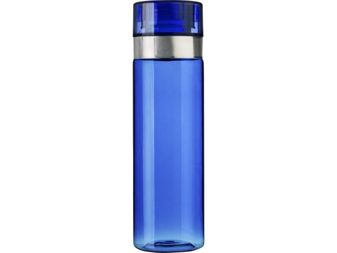 Trinkflasche 'Titan' aus Kunststoff – Blau bedrucken, Art.-Nr. 005999999_7479