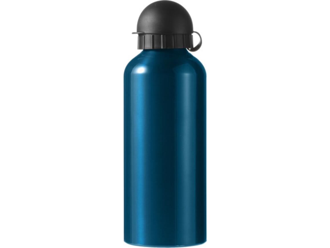 Trinkflasche 'Anderson' aus Aluminium – Blau bedrucken, Art.-Nr. 005999999_7509