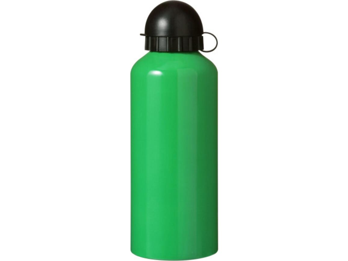 Trinkflasche 'Anderson' aus Aluminium – Grün bedrucken, Art.-Nr. 004999999_7509