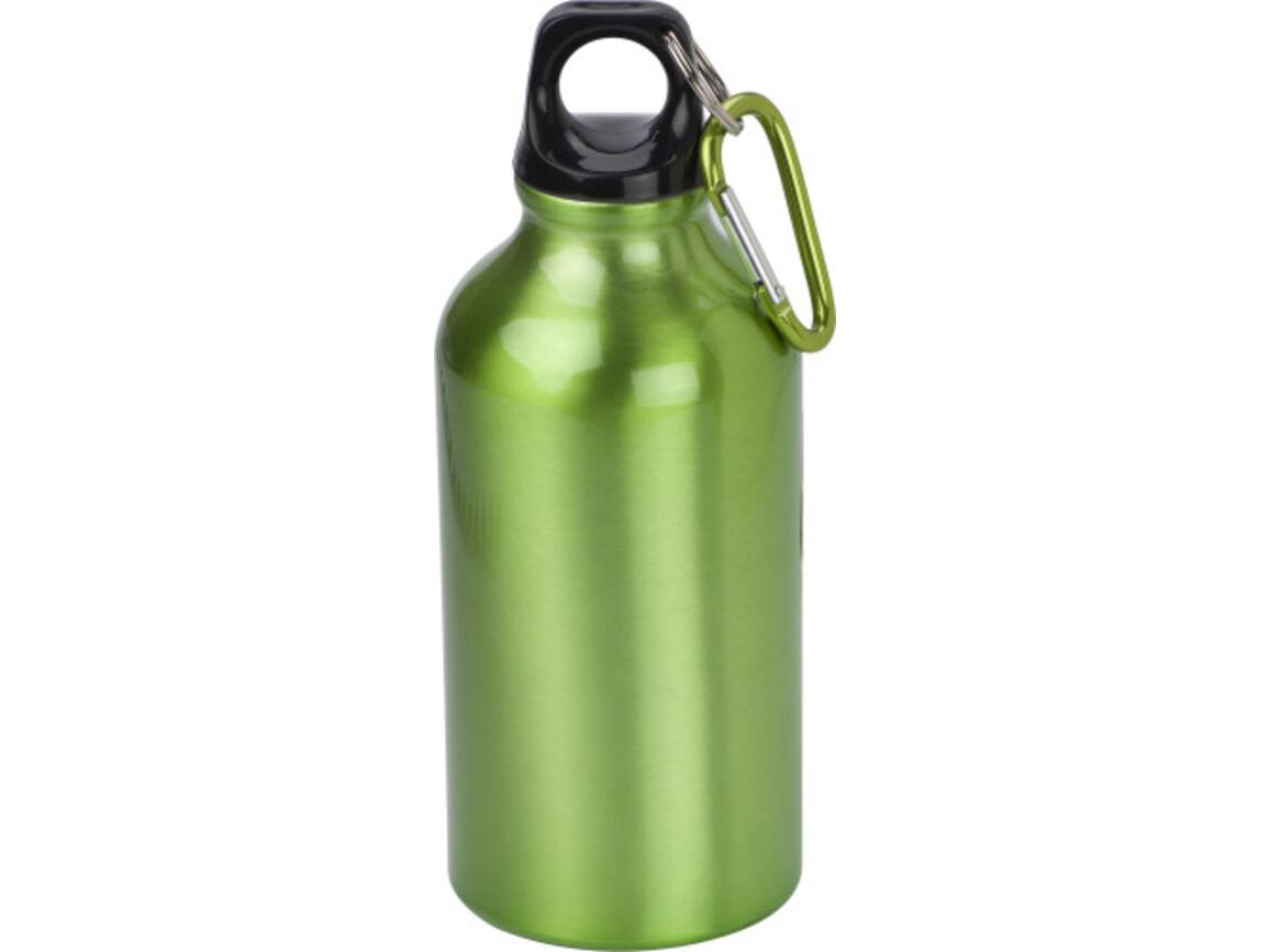 Trinkflasche 'Lissabon' aus Aluminium – Weiß bedrucken, Art.-Nr. 002999999_7552