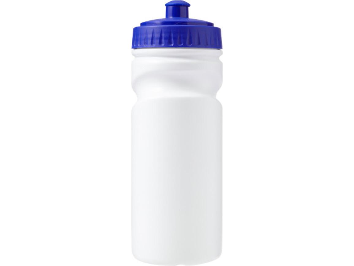 Trinkflasche 'Livorno' aus Kunststoff – Blau bedrucken, Art.-Nr. 005999999_7584