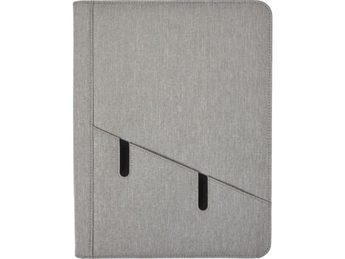 Dokumententasche 'Doku' – Grau bedrucken, Art.-Nr. 003999999_7786